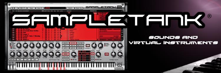 Sampletank custom shop (sampler) • audio plugins for free.