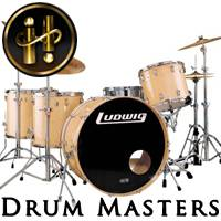 Drum Masters 2: Bonzo Hands Stereo Drum Kit<BR>Infinite Player library for Kontakt