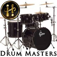 Drum Masters 2: Blues Stereo Drum Kit<BR>Infinite Player library for Kontakt