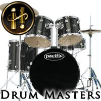 Drum Masters 2: Classic Rock Stereo Drum Kit<BR>Infinite Player library for Kontakt