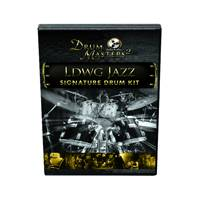 Drum Masters 2: Ldwg Jazz Stereo Drum Kit<BR>Infinite Player library for Kontakt