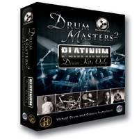 Drum Masters 2: Platinum KITS ONLY Infinite Player library for Kontakt