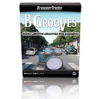 DrummerTracks: B Grooves (wave)
