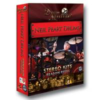 Neil Peart Drums Refill for Reason