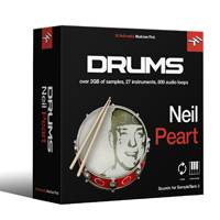 Neil Peart Drums for SampleTank 3