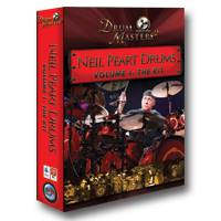 Neil Peart Drums Vol. 1: The Kit for Infinite Player
